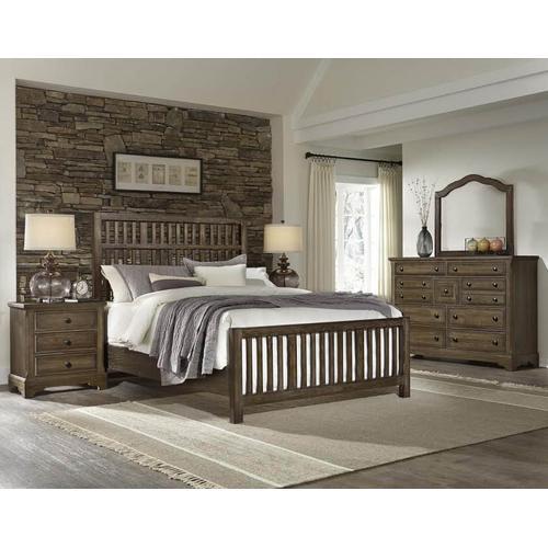 DT McCall's Exclusive Bedroom Group 001
