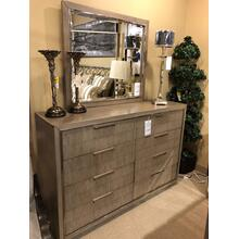 DRESSER & MIRROR - NOW 50% OFF