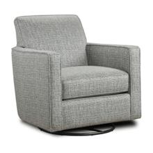 View Product - Deja Vu Swivel Accent Chair