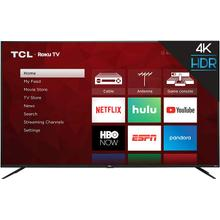 "75"" 4K UHD Smart Roku TV"