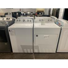 Whirlpool 4.2 CF Washer with Agitator and 7.0 CF Dryer