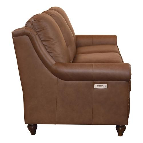 Premiere Collection - Magnificent Motion Leather Reclining Sofa