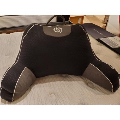Black/Grey Dri-Tec Backrest