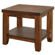 Farmhouse End Table