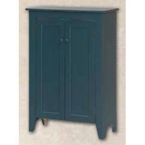 2 Door Linen Closet