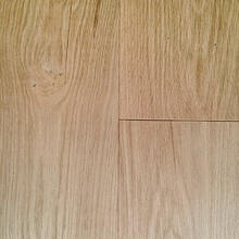 White Oak Brushed Unfinished