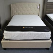 See Details - Queen Upholstered Bed - Beige