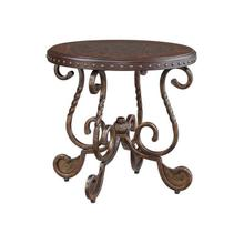 See Details - Ashley Rafferty Round End Table