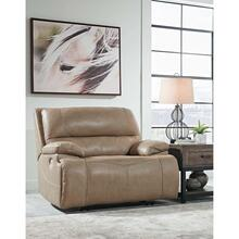 ASHLEY U43702-82 Ricmen Putty Leather Power Wide Recliner