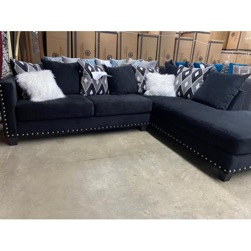 3075 2 Pc Sectional