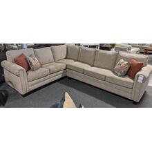 See Details - 2 PIECE ARCHIE PUTTY SECTIONAL