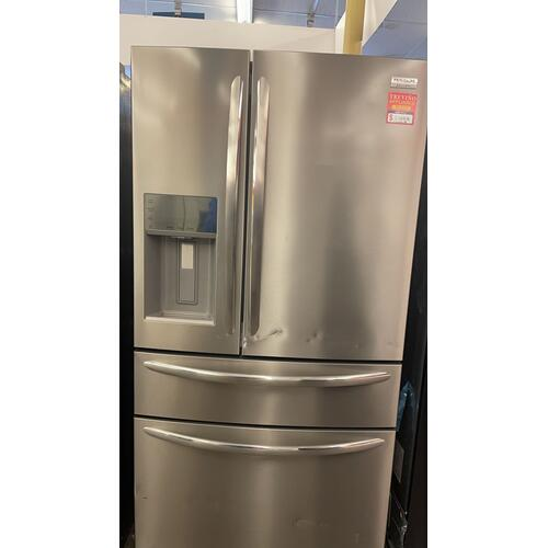 Treviño Appliance - Frigidaire French 4 Door Refrigerator