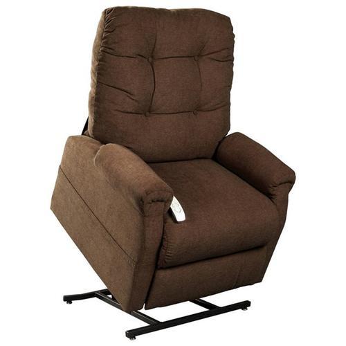 Gallery - 4001 Popstich Lift Chair Java