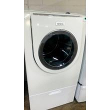 "See Details - USED- 27"" UltraSense ® Electric Dryer- FLDRYE27W-U   SERIAL #91"