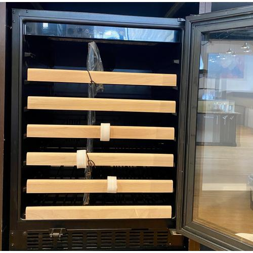 """Azure Home Products A124WCO    Wine Center - 24"""" Glass Door w/ Overlay"""