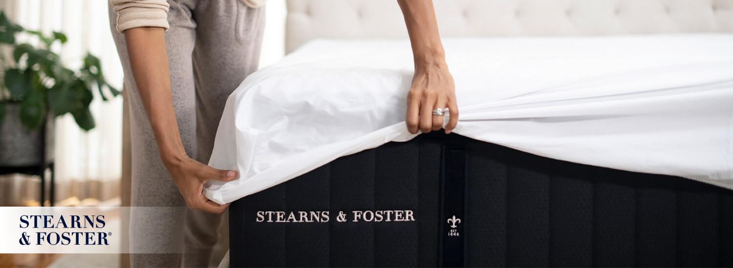 Shop Stearns & Foster