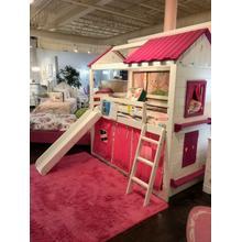 Sweetheart Twin Bunk/Loft Bed