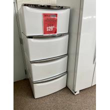 "15.5"" Laundry Pedestal/Storage Drawer"