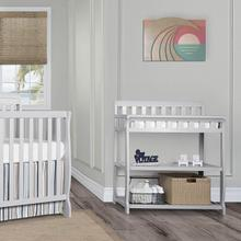 New Ashton Changing Table- Grey
