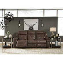 Jesolo Reclining Sofa & Loveseat with console