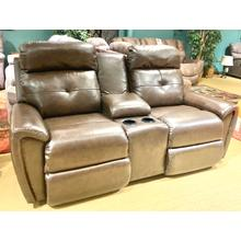 Murray Power Reclining Loveseat w/ Console       (49P-748-LB160277,44995)