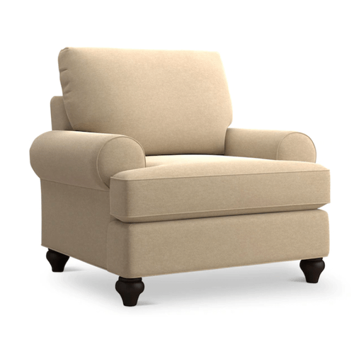 Bassett Furniture - Premier Collection - BenchMade Custom Upholstery Chair