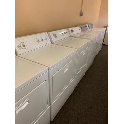 Packages - REFURBISHED DRYERS (manufacturer and models change daily, please call or visit our store to confirm what is currently available). Prices vary based on condition, age, model, and features.