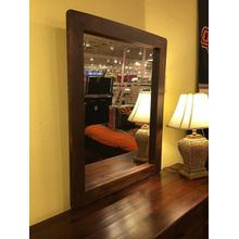 Dresser Mirror American Chestnut