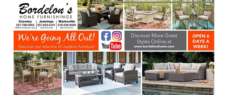 Bordelon's Outdoor Furniture