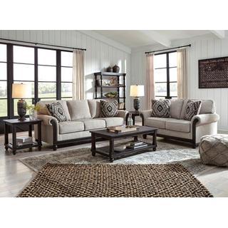 Benbrook Sofa and Loveseat Set