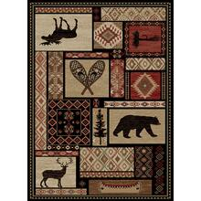 Lodge King Patchwork Multi