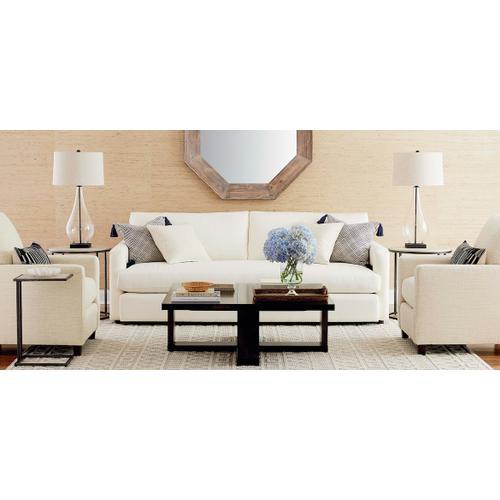 Bassett Furniture - Allure Bench Seat Sofa