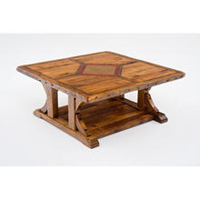 Mustang Canyon 48 X 48 Coffee Table
