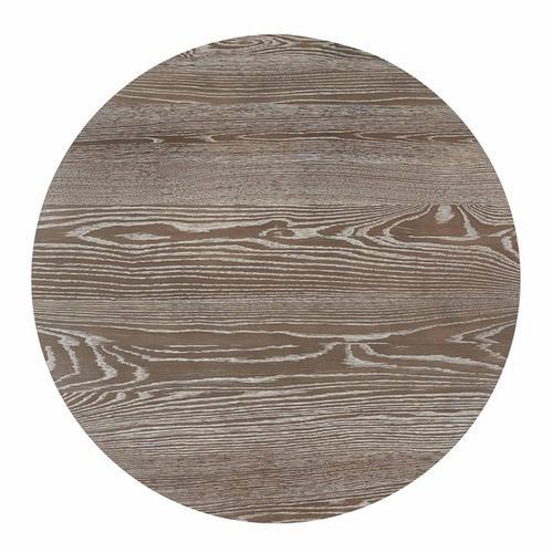 Bassett Furniture - Liam Oak Round Cocktail Table