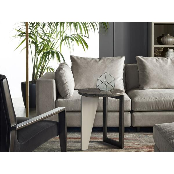 See Details - Kline Round End Table