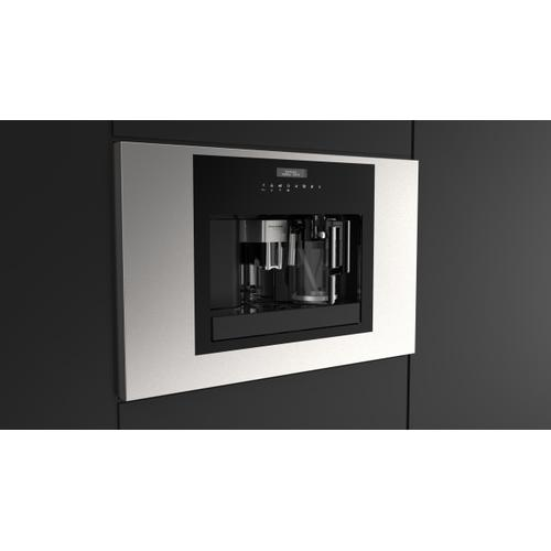 "30"" Built-in Coffee Machine - Stainless Steel"