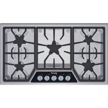 """See Details - 36"""" Masterpiece® Series Gas Cooktop"""