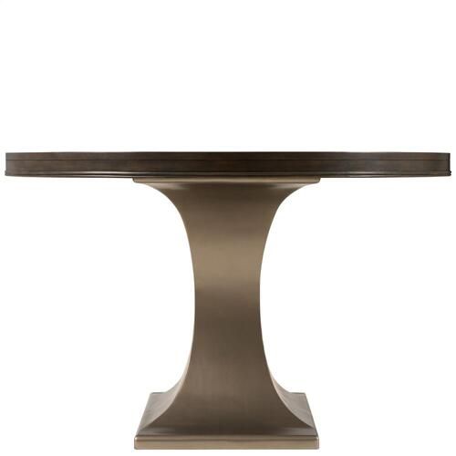 Monterey - Oval Dining Table Base - Mink Finish