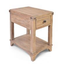 Artisan Landing Chairside Table