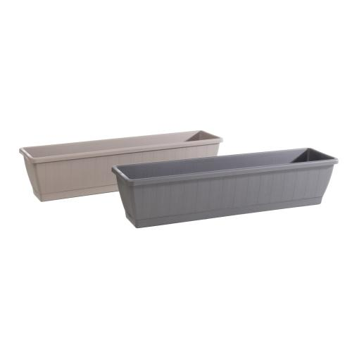 Kezar Plant Box w/ attached oblong tray, X-Large