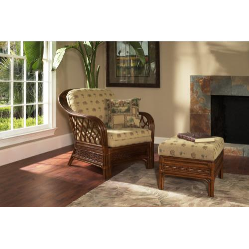 Boca Rattan - Coco Cay Arm Chair