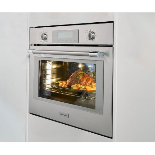 Thermador - Single Wall Oven 30'' Stainless Steel PO301W