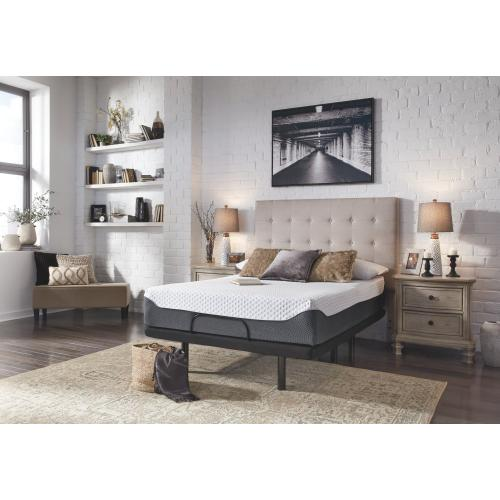 12 Inch Chime Elite Queen Adjustable Base With Mattress