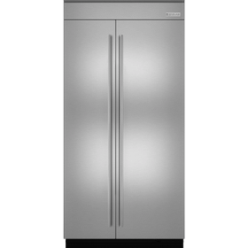 "42"" Fully Integrated Built-In Side-By-Side Refrigerator  Refrigeration  Jenn-Air"