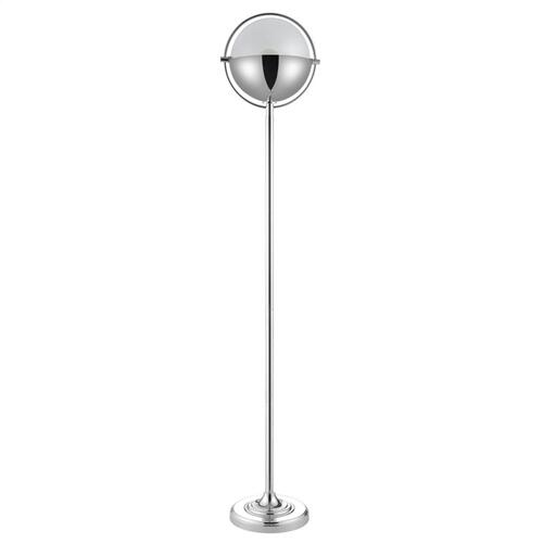 Rensa Floor Lamp - Chrome