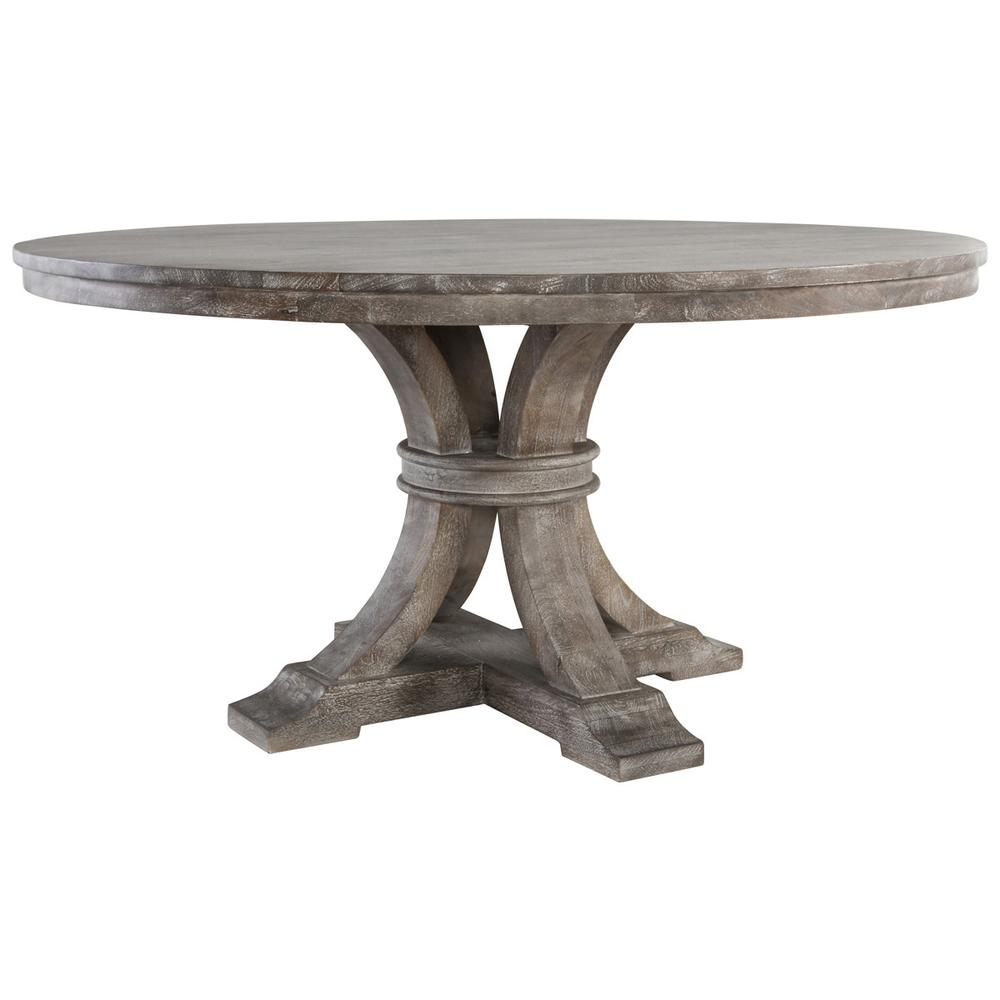 See Details - Athena 60\u0022 Round Dining Table