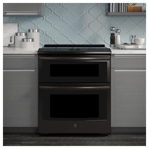 Black Stainless By Ge