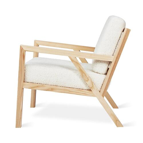 Truss Chair Vintage Smoke