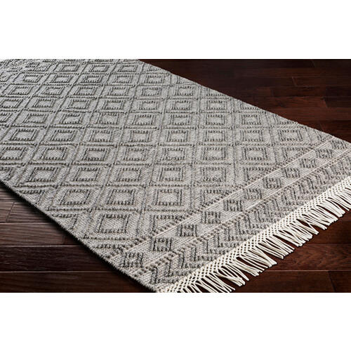Farmhouse Tassels FTS-2302 5' x 7'6""