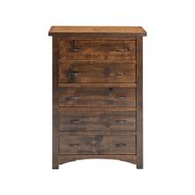 View Product - Woodland Park 5 Drawer Dresser